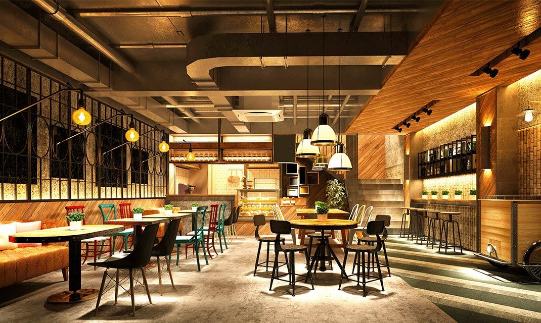 Cafe Inspired Design Ideas For Ur Home